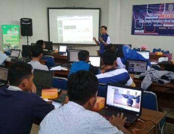 Nge-Blog Seru! Agenda RTIK Tuban bersama Perpusda Tuban