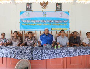 """Pelatihan Pemasaran Online """"Kampung Sirsak"""" Tuban"""