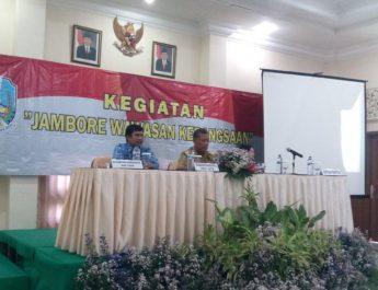 RTIK Tuban Hadiri Jambore Wawasan Kebangsaan